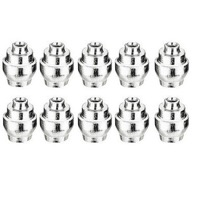 Dia-Compe #94 5mm Alloy Brake Lever End - Bag of 10 (Silver)