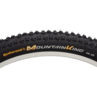 "Continental Mountain King ProTec 27.5"" Tires 2017 - Tubeless Ready! - 27.5 x 2.2"" (Folding Bead)"