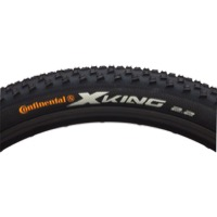 "Continental X-King ProTection 27.5"" Tire 2017 - Tubeless Ready! - 27.5 x 2.2"" (Folding Bead)"