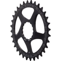 Race Face Direct Mount Cinch Narrow Wide Chainring - 2017 - 34 Tooth x Direct Mount (Black)