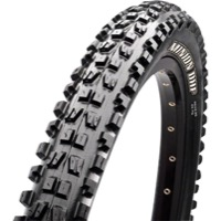 "Maxxis Minion DHF 3C MaxxTerra/EXO TR 27.5"" Tire - 27.5 x 2.3"", Folding Bead (Blackwall)"