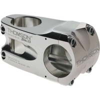 Thomson Elite X4 Mountain Stems - 60mm x 0 Deg x 31.8 Clamp (Silver)