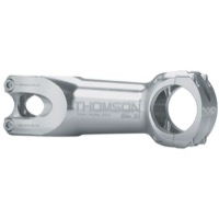 Thomson Elite X4 Mountain Stems - 80mm x 10 Deg x 31.8 Clamp (Silver)
