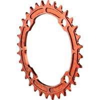Race Face Narrow Wide Chainrings - 9/10/11/12 Speed - 104mm x 32t (Orange)