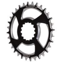 E-thirteen TRS Direct Mount Guidering M Chainring - 32t Direct Mount (Black/Silver)