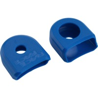 Race Face Aluminum/Small Crank Arm Boots - Pair (Blue)