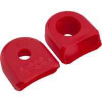 Race Face Aluminum/Small Crank Arm Boots - Pair (Red)