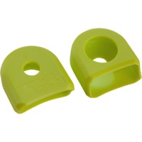 Race Face Aluminum/Small Crank Arm Boots - Pair (Yellow)