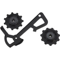 Sram Mountain Rear Derailleur Parts - X.9 Type-2 Medium Cage Assembly (Alloy)