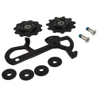 Sram Mountain Rear Derailleur Parts - X.9 Type-2 Short Cage Assembly (Alloy)