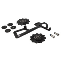 Sram Mountain Rear Derailleur Parts - X.0 Type-2 Medium Cage Assembly (Alloy)