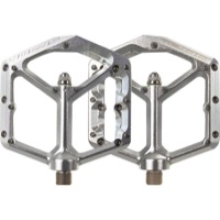 Spank Oozy Trail Pedals - Silver - Pair (Silver)