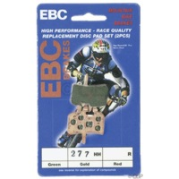 EBC Disc Brake Pads - Hayes G1/G2 (Gold)