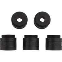 Rock Shox Bottomless Token Spacers - 32mm SoloAir, Reba/Sid/Revalation/Bluto/Argyle (5 Pack)
