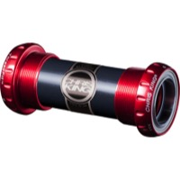Chris King ThreadFit 24 Bottom Bracket - Red