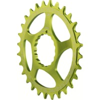 Race Face Direct Mount Cinch Narrow Wide Chainring - 2017 - 28 Tooth x Direct Mount (Green)