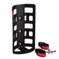 Salsa Anything Cage HD - Cage with Straps (Black)