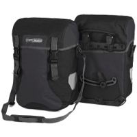Ortlieb Sport Packer Plus Panniers - Granite/Black (Pair)