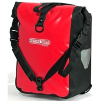 Ortlieb Sport Roller Classic Panniers - Red/Black (Pair)