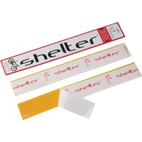 Effetto Mariposa Shelter Frame Protective Kits - 54mm x 500mm x 1.2mm Strip (2 Pack)