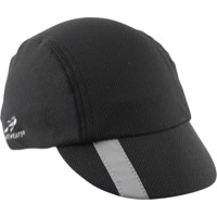 Headsweats Spin Cycle Cycling Cap - Black - One Size (Black)