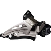 Shimano FD-M9025 XTR Double Front Derailleur - 2 x 11 Speed - 28.6/31.8/34.9 Low clamp / Bottom Pull / (2x11)