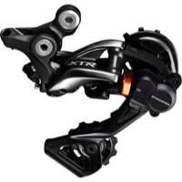 Shimano RD-M9000 XTR Rear Derailleur - 11 Speed - Medium Cage, GS (Black)