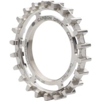 Gates Carbon Drive CDX CenterTrack Rear Cog - 22 Tooth (Rohloff Threaded)