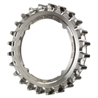 Gates Carbon Drive CDX CenterTrack Rear Cog - 24 Tooth (SRAM G8)