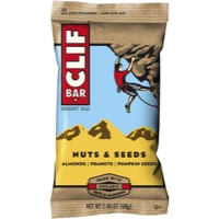 Clif Bar Original Bars - Nuts and Seeds (Box of 12)
