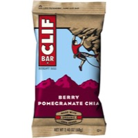 Clif Bar Original Bars - Berry Pomegranate Chia (Box of 12)
