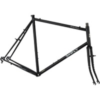 Surly Cross Check Frameset - Black Crown - 64 CM (Black Crown)