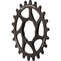 Wolf Tooth Components Single Speed Alloy Cogs - 22 Tooth (Black)
