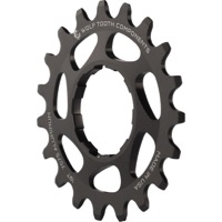 Wolf Tooth Components Single Speed Alloy Cogs - 19 Tooth (Black)