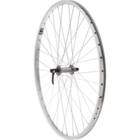 Quality Shimano Claris/Velocity NoBS Wheels - 700c - 700c x 36h x 9x100mm QR (Front Only)