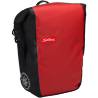 Salsa Touring Front Pannier - Each (Red)