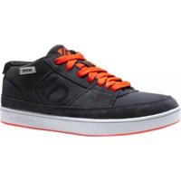 Five Ten Spitfire Shoe - Dark Grey/Orange - Size 7 (Dark Grey/Orange)