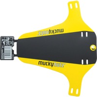 Mucky Nutz Original Face Fenders - Regular (Black/Yellow)