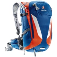 Deuter Compact Air EXP 12 - Steel/Papaya