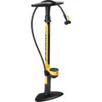Topeak Joe Blow Sport II Floor Pump - Black/Yellow