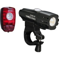 Cygolite Metro 400/Hotshot 2W USB Combo Set - Front and Rear Set