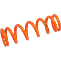 "Fox Racing Shox SLS Rear Spring - 3.00"" x 450# (Orange)"