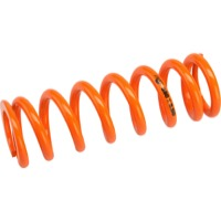 "Fox Racing Shox SLS Rear Spring - 3.50"" x 350# (Orange)"