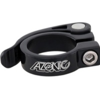 Azonic Gonzo Quick Release Post Clamp - 28.6mm (Black)