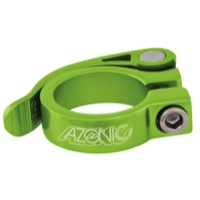Azonic Gonzo Quick Release Post Clamp - 31.8mm (Green)