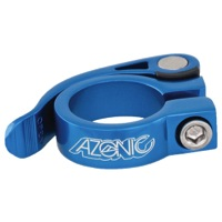 Azonic Gonzo Quick Release Post Clamp - 34.9mm (Blue)