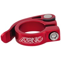 Azonic Gonzo Quick Release Post Clamp - 34.9mm (Red)