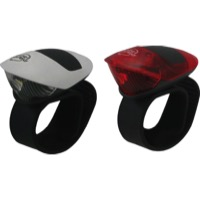 Planet Bike Spok Headlight and Taillight Combo - Combo