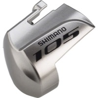 Shimano Name Plates for Shifter - For STI shifter - 105 ST-5800 Left Name Plate & Fixing Screw