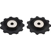 Shimano Upper and Lower Pulleys and Bolts - 105 5800-SS Pulley Set (Pair)